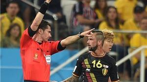 Bảng H: Slimani trở thành người hùng của Algeria. 10 người của Bỉ vẫn hạ Hàn Quốc