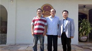 Đại sứ Việt Nam tại Brazil, ông Nguyễn Văn Kiền: Người Brazil rất tuyệt vời