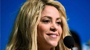 Shakira cảm ơn World Cup