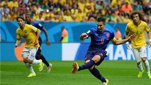 HỌ ĐÃ NÓI, Scolari: 'Liên đoàn quyết định tương lai tôi'. Van Gaal: 'Thật may Hà Lan vẫn chơi hay'