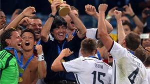 Đội tuyển Đức: Người Dơi để thế giới noi theo