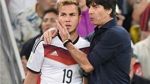 TIẾT LỘ HLV Loew đã nói với Goetze: 'Hãy chứng minh cậu giỏi hơn Messi'