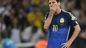 Lionel Messi: 'Danh hiệu Quả bóng vàng chả có ý nghĩa gì với tôi'