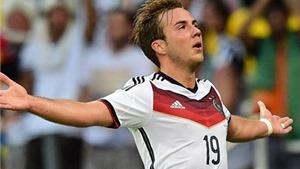 Người hùng từ ghế dự bị Mario Goetze: Ai bất ngờ, chứ người Đức thì không