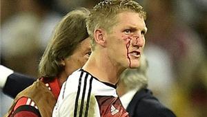 Bastian Schweinsteiger: Vô địch thế giới, vào một đêm Maracana hùng tráng