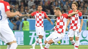 Argentina khao khát hàng tiền vệ như Croatia