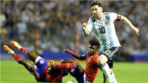 Đá với Haiti mà Messi vẫn 'gánh team' thì Argentina còn hy vọng gì ở World Cup?