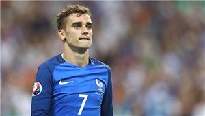 Griezmann: Gương mặt 'quốc dân' của bóng đá Pháp