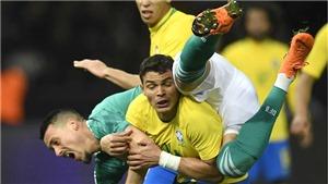 Hàng thủ đang là điểm tựa để Brazil mơ vô địch thế giới