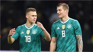 Bernd Schneider: 'Kimmich hoặc Kroos xuất sắc nhất World Cup 2018'