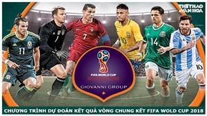Kết quả Dự đoán có thưởng World Cup 2018: Trận Argentina – Iceland: 1-1, Đức – Mexico: 0-1, Brazil – Thụy Sĩ: 1-1