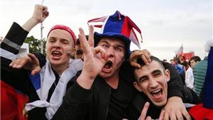 '50 sắc thái' của cổ động viên Nga sau chiến thắng 5-0
