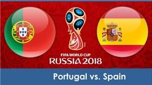 Dự đoán và tỉ lệ trận Bồ Đào Nha - Tây Ban Nha (01h00, 16/06)