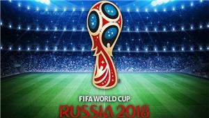 Bản quyền World Cup có trên VTV...