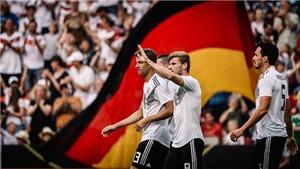 Timo Werner ghi bàn, Đức chật vật thắng Saudi Arabia 2-1