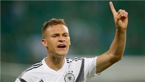 Đức 0-1 Mexico: Joshua Kimmich là 'tử huyệt' của nhà ĐKVĐ