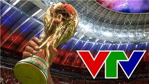 XONG!!!! Đã có thông báo chính thức VTV sở hữu bản quyền World Cup 2018
