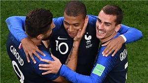 Điểm nhấn Pháp 1-0 Peru: Có Pogba, có chiến thắng. Deschamps lại chính xác