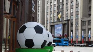 World Cup 2018 vẫn chưa 'nóng' ở Nga