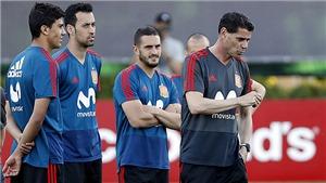 WORLD CUP 15/6: TBN lộ đội hình trước giờ G. Ramos trù ẻo Ronaldo. Mourinho diện kiến Tổng thống Putin