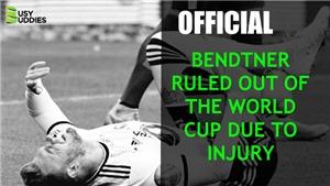 CĐM than khóc vì 'Lord' Bendtner không được dự World Cup