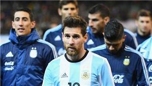 Sốc: Chủ tịch LĐBĐ Palestine kêu gọi người hâm mộ đốt áo và ảnh Messi