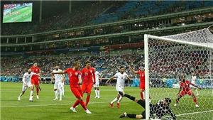 Video clip highlights bàn thắng Tunisia 1-2 Anh: Harry Kane rực sáng, xứng danh thủ lĩnh