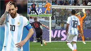 Thơ World Cup: Messi ơi, đừng khóc!