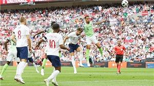 Video clip highlights bàn thắng trận Anh 2-1 Nigeria:: Chỉ hài lòng về tỷ số