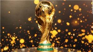 Lịch thi đấu và truyền hình trực tiếp VCK World Cup 2018