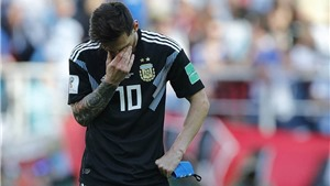 Video clip bàn thắng trận Argentina 1-1 Iceland