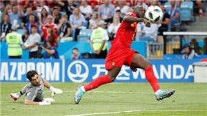 Video clip bàn thắng trận Bỉ 3-0 Panama: Lukaku tỏa sáng với một cú đúp