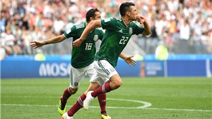 Video clip bàn thắng trận Đức 0-1 Mexico: ĐKVĐ thế giới thua sốc!