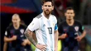 Video clip bàn thắng Argentina 0-3 Croatia: Messi mờ nhạt, Albiceleste gây thất vọng