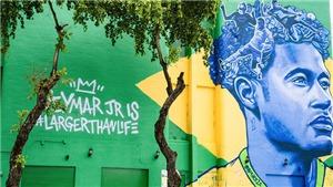 Brazil của Neymar không còn ủy mị như 4 năm về trước