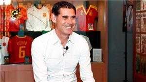 LĐBĐ Tây Ban Nha bổ nhiệm Fernando Hierro thay thế HLV Julen Lopetegui